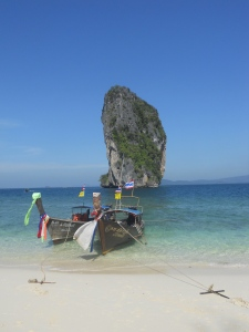 View from Poda Island